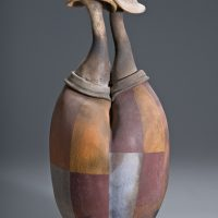 painted-double-necked-gourd